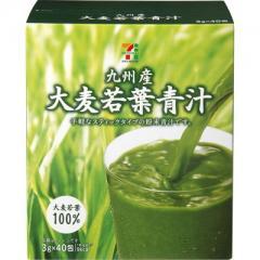 セブンプレミアム 九州産大麦若葉青汁 (40包)