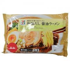 セブンプレミアム 和風だし 醤油ラーメン(2食入)