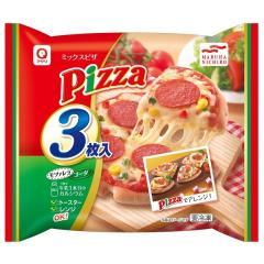 マルハニチロ ミックスピザ (3枚入)