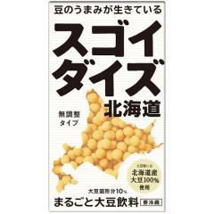 《冷蔵》 大塚食品 スゴイダイズ 無調整タイプ 950ml 6本(1ケース)