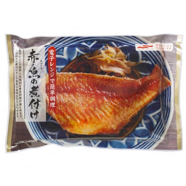 赤魚の煮付け 1枚入【冷凍でお届け】