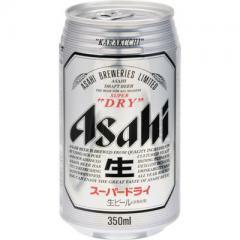 アサヒ スーパードライ 1缶(350ml)