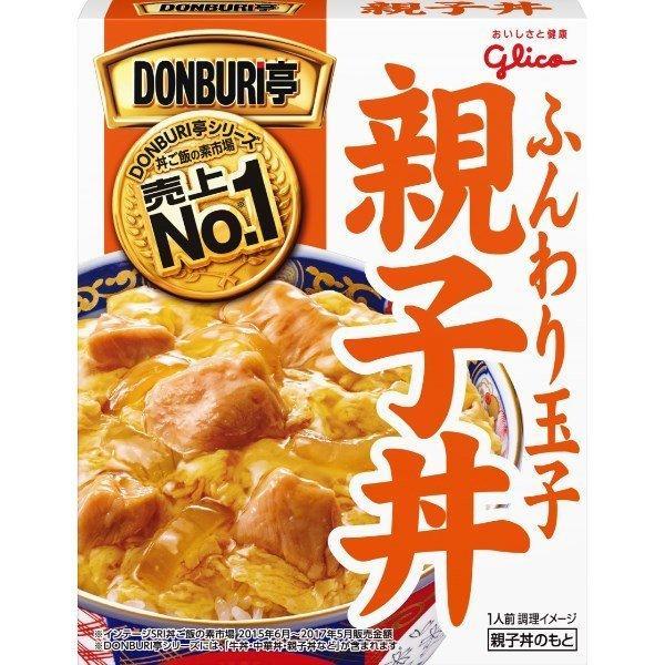 グリコ DONBURI亭 親子丼 (210g)