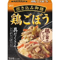 グリコ 炊き込み御膳 鶏ごぼう (238g)