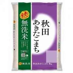 【新米入荷】あたたか   無洗米秋田あきたこまち(5kg) 1袋