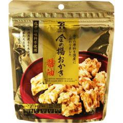 セブンゴールド 金の揚おかき醤油 35g