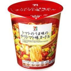 セブンプレミアム チリトマト味ヌードル 73g
