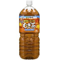 伊藤園 健康ミネラルむぎ茶 ペット 1本(2L)