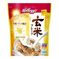 ケロッグ 玄米フレーク 1袋(220g)