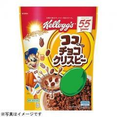 【新登場】ケロッグ チョコクリスピー (260g)