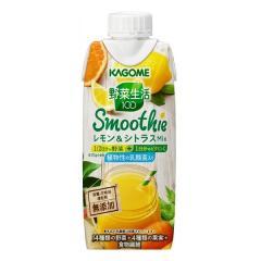 カゴメ 野菜生活100smoothieレモン&シトラスMIX330ml