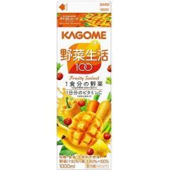 カゴメ 野菜生活フルーティーHP 1本(1000ml)【ポイント10倍】