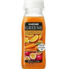 カゴメ GREENS パッションオレンジスムージー 1本(210ml)