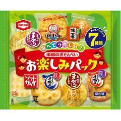 亀田 亀田のおせんべい お楽しみパック (178g)