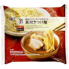 セブンプレミアム 具つきつけ麺 1食入(369g)