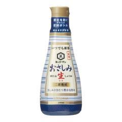 キッコーマン 新鮮おさしみ生しょうゆ (200ml)