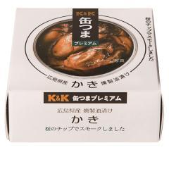 国分 缶つま かき燻製油漬け (60g)