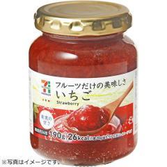 セブンプレミアム フルーツだけの美味しさ いちご (190g)