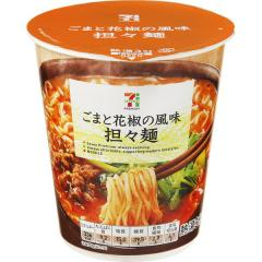 セブンプレミアム 担々麺 77g