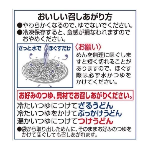 【新登場」】シマダヤ 流水麺うどん2人前