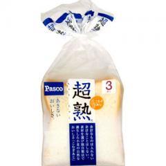 パスコ 超熟 ハーフ (3枚入)