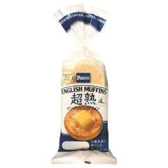 パスコ 超熟イングリッシュマフィン (4コ入)