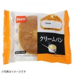 パスコ LLクリームパン