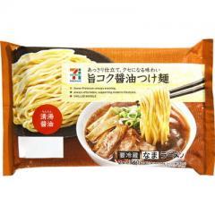 セブンプレミアム 旨コク醤油つけ麺 (2食入)