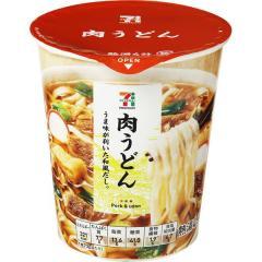セブンプレミアム 肉うどん (73g)