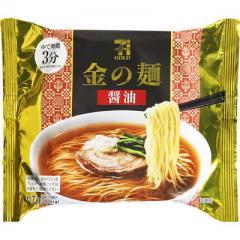 セブンゴールド 金の麺 醤油味 (117g)