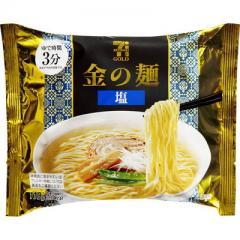 セブンゴールド 金の麺 塩味 (110g)