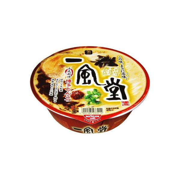 セブンゴールド 一風堂 赤丸新味 博多とんこつ (126g)