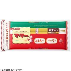 日清フーズ マ・マー チャック付結束スパゲティ 1.6mm...