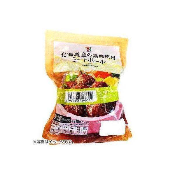 セブンプレミアム北海道産鶏肉使用ミートボール110g×2