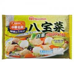 日本ハム 中華名菜 <八宝菜の具> 1袋(390g)