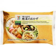 セブンプレミアム 三種の和惣菜 根菜のおかず (3種×2コ入 90g)