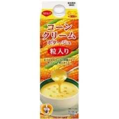めいらく コーンクリームポタージュ 粒入り (900g)