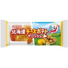 フジパン 北海道チーズポテトデニッシュ