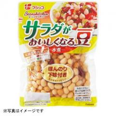 フジッコ サラダがおいしくなる豆水煮 (165g)
