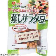 フジッコ そのままがおいしい蒸しサラダ豆 (70g)