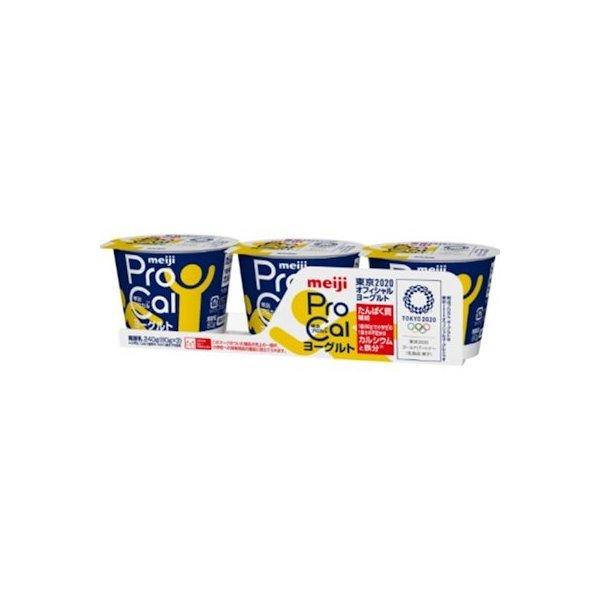 明治 プロカルヨーグルト (80g×3)【ポイント10倍】