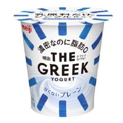 明治 THE GREEK YOGURTプレーン