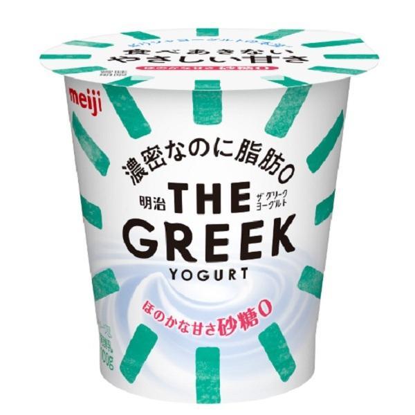 明治 THE GREEK YOGURT砂糖0