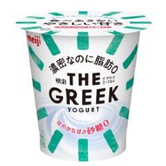 明治 THE GREEK YOGURT砂糖0【ポイント10倍】