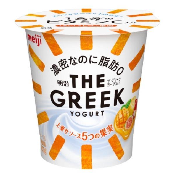 明治 THE GREEK YOGURT5つの果実