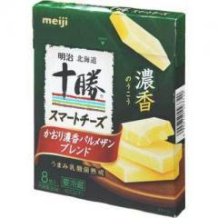明治 北海道十勝スマートチーズ かおり濃香パルメザンブレンド 8コ入(90g)【ポイント10倍】