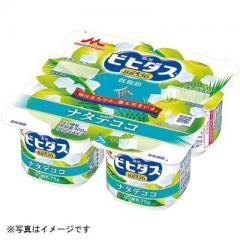 森永 ビヒダスヨーグルト ナタデココ (75g×4コ入)