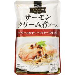 モランボン サーモンクリーム煮ソース 1コ(250g)