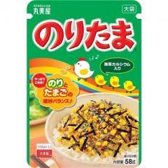 丸美屋 のりたま 大袋 (58g)