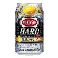 アサヒ ウィルキンソンハード 無糖レモン 1本(350ml)
